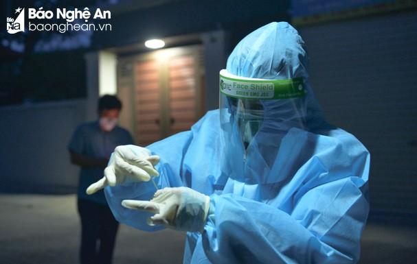 Chiều 8/9/2021, Nghệ An ghi nhận thêm 2 ca nhiễm Covid-19