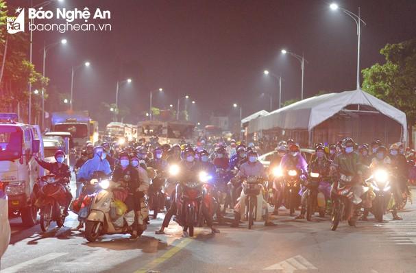 Sáng 10/10/2021, Nghệ An ghi nhận 6 ca nhiễm mới Covid-19, đều là công dân từ miền Nam trở về
