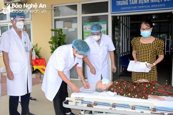 Sáng 9/9/2021, Nghệ An có 13 ca nhiễm mới Covid-19, phần lớn đã được cách ly từ trước