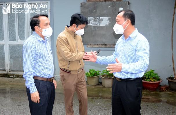 Chiều 17/10/2021, Nghệ An ghi nhận 10 ca mắc mới Covid-19, trong đó có 3 ca cộng đồng