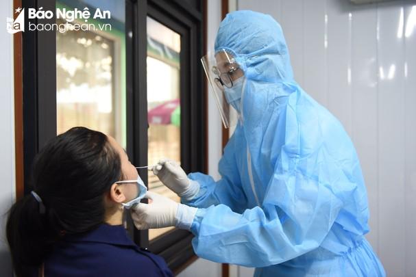 Sáng 25/9/2021, Nghệ An có 1 ca nhiễm mới Covid-19, là F1 đã cách ly từ trước