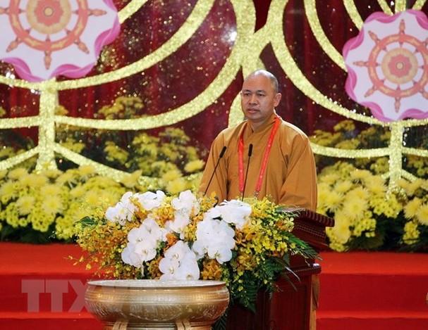 Vesak 2019: Minh chung ve dat nuoc Viet Nam hoa binh, than thien hinh anh 1