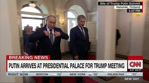 Putin khẳng định chưa bao giờ can thiệp vào bầu cử Mỹ - ảnh 9