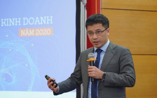 Trưởng ban Pháp chế VCCI Đậu Anh Tuấn