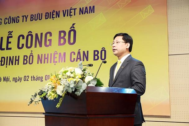 Nguyên Giám đốc Bưu điện Nghệ An được bổ nhiệm Tổng GĐ Tổng công ty Bưu điện Việt Nam - ảnh 2