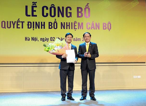 Nguyên Giám đốc Bưu điện Nghệ An được bổ nhiệm Tổng GĐ Tổng công ty Bưu điện Việt Nam - ảnh 1