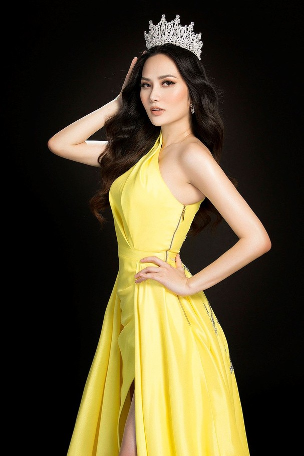Hoa hậu Đông Nam Á Diệu Linh dự thi Nữ hoàng Du lịch Quốc tế 2018 ảnh 1