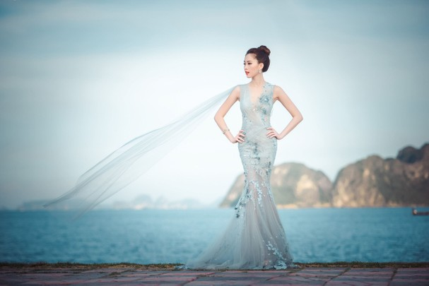 4 hoa hậu tài năng từng làm giám khảo Hoa hậu Việt Nam là ai? ảnh 9