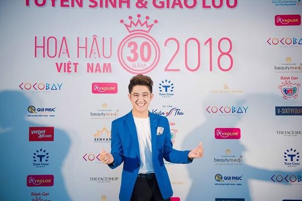 Hoa hậu Mỹ Linh rạng rỡ về trường tuyển sinh cho Hoa hậu Việt Nam 2018 - ảnh 6