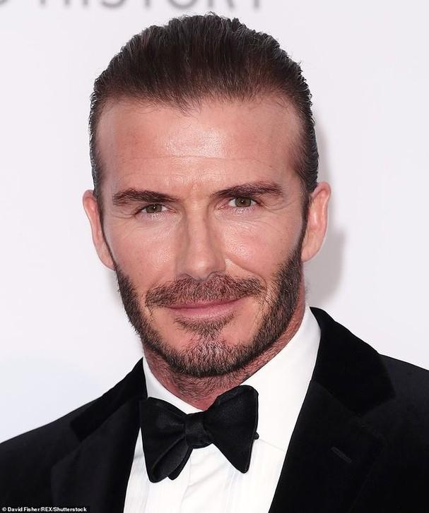 David Beckham 43 tuổi phong độ, đẹp trai rạng ngời - ảnh 12
