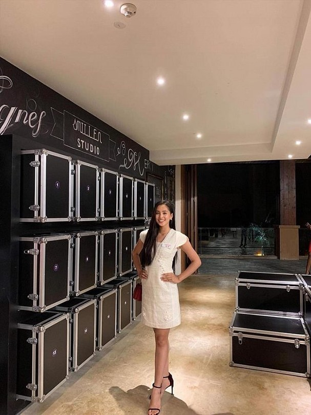 Hoa hậu Trần Tiểu Vy có chắc tấm vé vào Top 30 chung kết Miss World 2018.