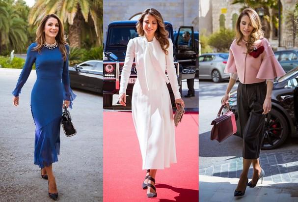 Hoàng hậu Jordan - biểu tượng thời trang thế giới