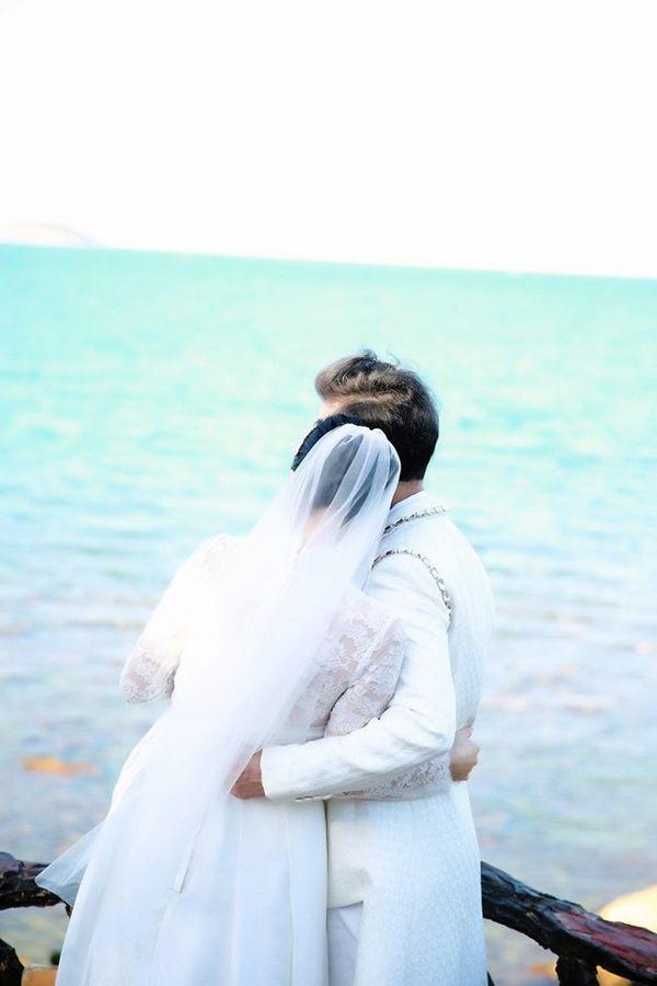 Ngọc Sơn tung ảnh cưới úp mở chuyện lấy vợ và chính thức đòi quà 'đại gia đình' ảnh 1