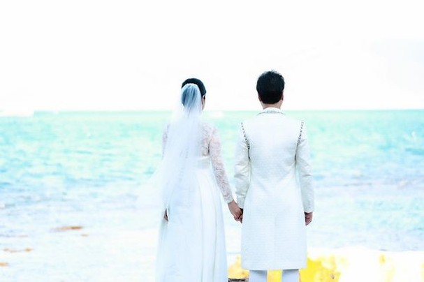 Ngọc Sơn tung ảnh cưới úp mở chuyện lấy vợ và chính thức đòi quà 'đại gia đình' ảnh 3