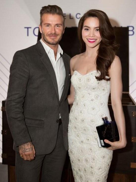 Đứng chung khung hình với Victoria Beckham, nhan sắc Hồ Ngọc Hà được đánh giá ra sao?-8