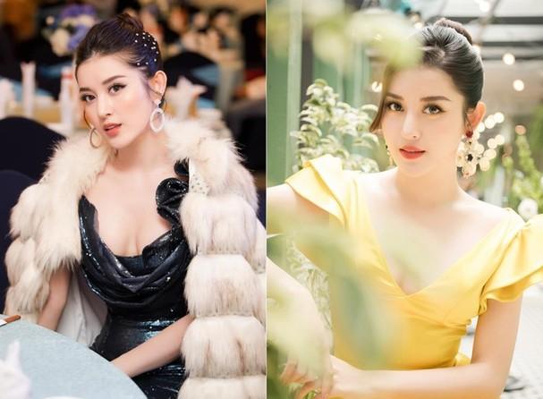 'Đã mắt' ngắm những nàng hậu có gu ăn mặc nóng bỏng nhất năm 2019 - ảnh 14