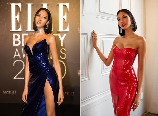 'Đã mắt' ngắm những nàng hậu có gu ăn mặc nóng bỏng nhất năm 2019 - ảnh 4
