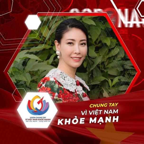 Ngày cách ly thứ 8: Dàn Hoa, Á hậu cùng thay avatar để chung tay chống dịch COVID - ảnh 2