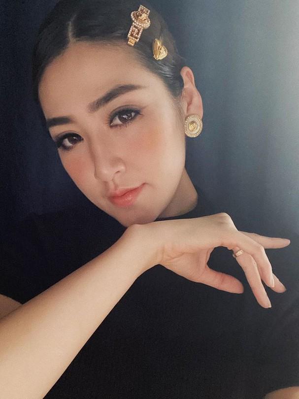 Ngày cách ly thứ 8: Dàn Hoa, Á hậu cùng thay avatar để chung tay chống dịch COVID - ảnh 7