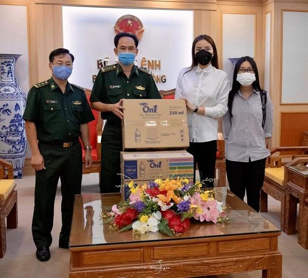 Ngày cách ly thứ 8: Dàn Hoa, Á hậu cùng thay avatar để chung tay chống dịch COVID - ảnh 6