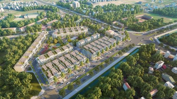 Hưng Lộc Homes khai phá thị trường bất động sản thành phố Vinh | Kinh tế |  Báo Nghệ An điện tử
