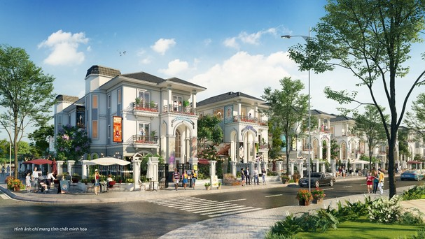 Khu đô thị sinh thái kiểu mẫu – 'thỏi nam châm' mới thu hút nhà đầu tư tại  thành phố Vinh | Kinh tế | Báo Nghệ An điện tử