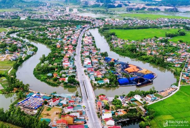 Thị xã Hoàng Mai hướng tới đô thị du lịch biển | Xã hội | Báo Nghệ An điện  tử