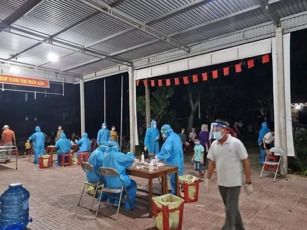 Sáng 28/10/2021, Nghệ An ghi nhận 7 ca nhiễm mới Covid-19 tại 2 địa phương