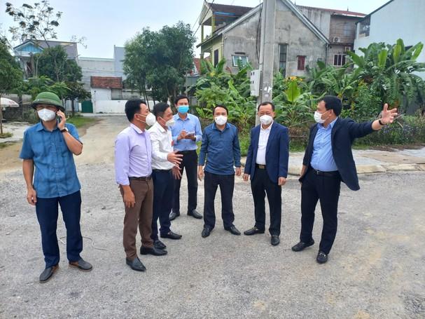Chiều 25/10/2021, Nghệ An ghi nhận 34 ca nhiễm mới Covid-19, hầu hết đã được cách ly từ trước