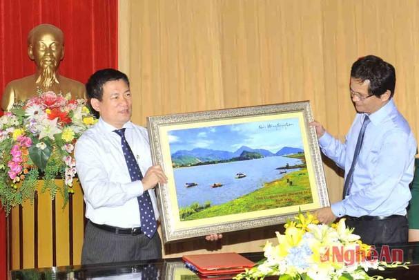 Ký kết phối hợp giữa Đài Truyền hình Việt Nam và tỉnh Nghệ An - ảnh 12