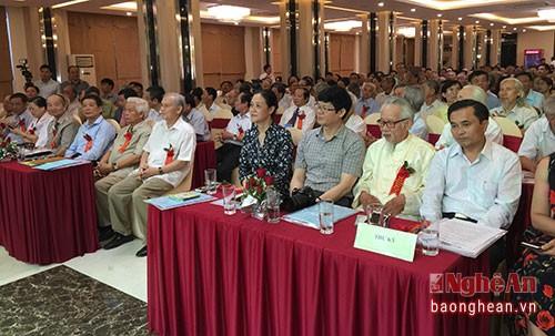 Đại hội đại biểu họ Lê tỉnh Nghệ An lần thứ II nhiệm kỳ 2016 – 2021
