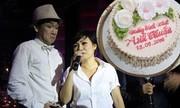 Phương Thanh vào bệnh viện mừng sinh nhật Minh Thuận