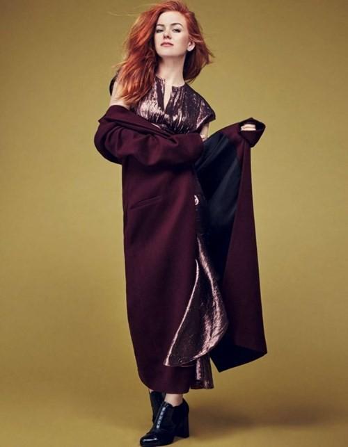 Nhan sắc rạng ngời quyến rũ của 'tín đồ shopping' Isla Fisher ảnh 7