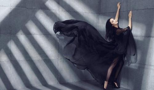 Ngắm mỹ nhân được mệnh danh là 'Angelina Jolie Hoa ngữ' ảnh 9