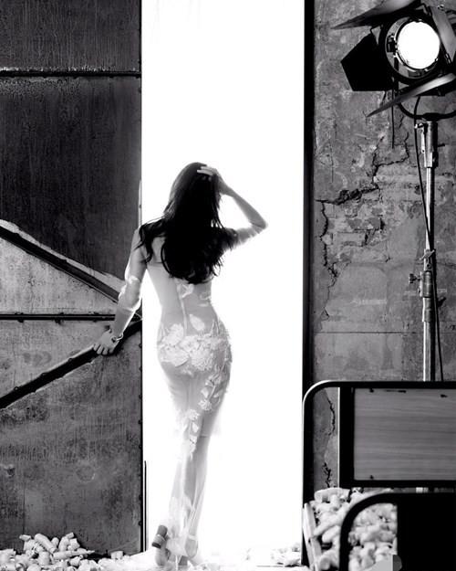 Ngắm mỹ nhân được mệnh danh là 'Angelina Jolie Hoa ngữ' ảnh 7