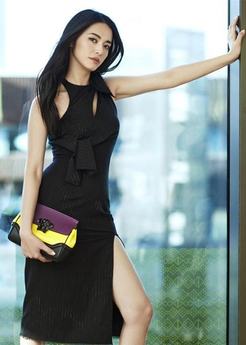 Ngắm mỹ nhân được mệnh danh là 'Angelina Jolie Hoa ngữ' ảnh 14