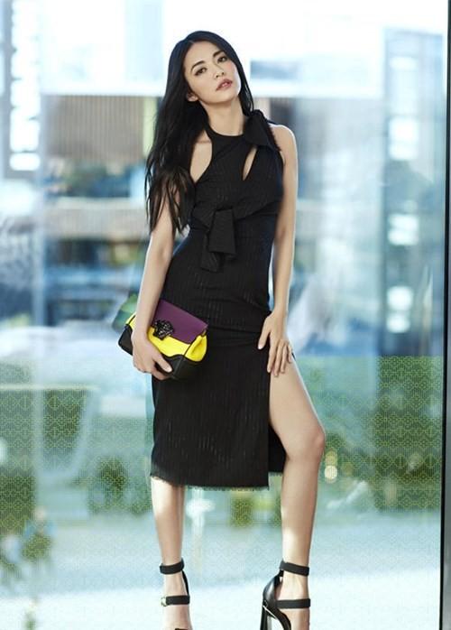 Ngắm mỹ nhân được mệnh danh là 'Angelina Jolie Hoa ngữ' ảnh 15
