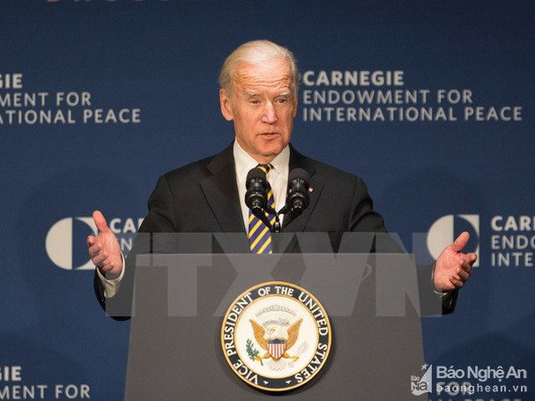Phó Tổng thống Mỹ 'miêu tả' Nga là mối đe dọa lớn với trật tự thế giới - ảnh 1
