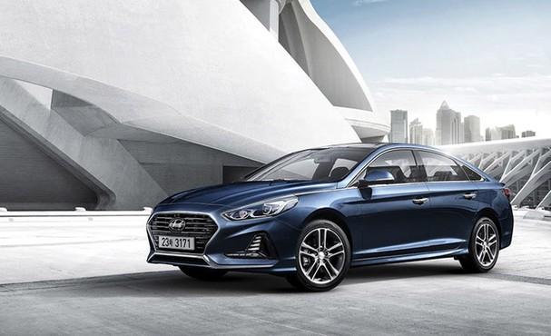 Hyundai Sonata phiên bản nâng cấp chính thức lộ diện - ảnh 2