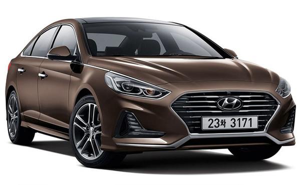 Hyundai Sonata phiên bản nâng cấp chính thức lộ diện - ảnh 4