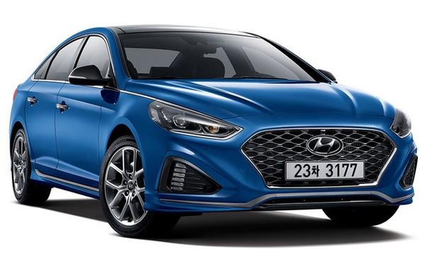 Hyundai Sonata phiên bản nâng cấp chính thức lộ diện - ảnh 3
