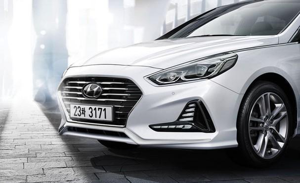 Hyundai Sonata phiên bản nâng cấp chính thức lộ diện - ảnh 6