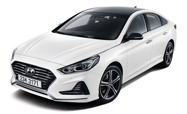 Hyundai Sonata phiên bản nâng cấp chính thức lộ diện - ảnh 5