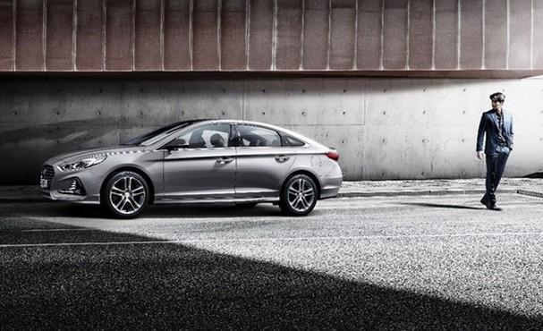 Hyundai Sonata phiên bản nâng cấp chính thức lộ diện - ảnh 7