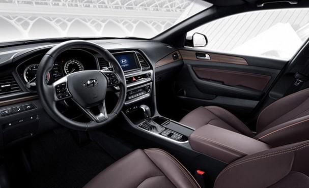 Hyundai Sonata phiên bản nâng cấp chính thức lộ diện - ảnh 8