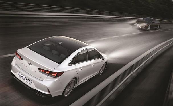 Hyundai Sonata phiên bản nâng cấp chính thức lộ diện - ảnh 11