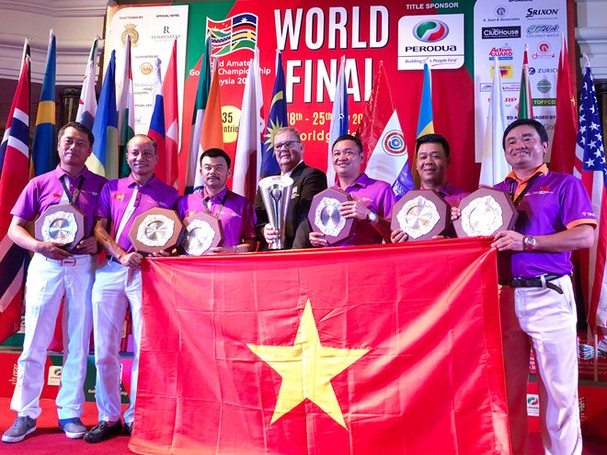 dt viet nam vo dich giai golf nghiep du the gioi 2017 hinh anh 1
