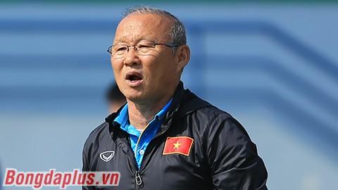 Thầy Park lo chênh lệch trình độ giữa đội chính và dự bị ở U23 Việt Nam