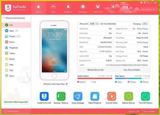 Cách kiểm tra số lần sạc trên iPhone, iPad - ảnh 2