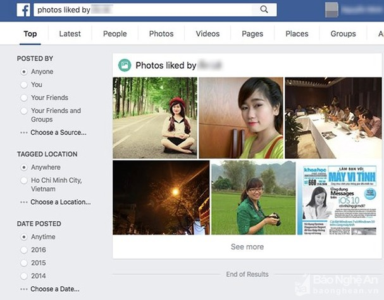 7 mẹo hay trên Facebook có thể bạn chưa biết - ảnh 2